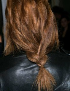 FASHION WEEKS F/W 2014/2015: TRENDS FOR HAIR!! #NYFW #PFW #LFW #MLFW - Emilio Pucci