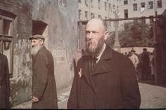 Lodz, Poland, Jews who arrived at the ghetto from Eastern Europe.