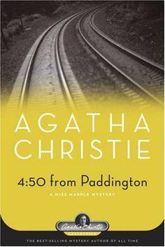 4:50 From Paddington, Agatha Christie - my favourite Miss Marple book