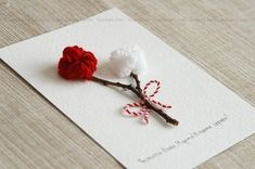 18M Craft Activities For Kids, Crafts For Kids, Baba Marta, Hands Tutorial, Elegant Nail Art, Crafts Beautiful, Cute Little Things, Jewelry Making Tutorials, Card Making Inspiration