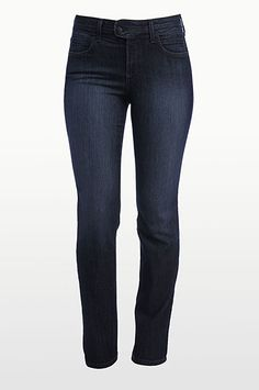 Not Your Daughters Jeans, straight leg, Burbank Wash~worth every penny, BEST jeans I have EVER owned.