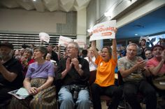 ndp-mcquaig-nomination-meeting With the countdown on to the planned 2015 general election now underway, and with riding redistribution a reality that is playing out at the ground level, we're starting to see a renewed focus on the role of the party nominations.
