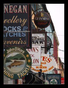 Main street of Kenmare, Kerry county, Ireland Copyright: Aymeric Baque de Sariac