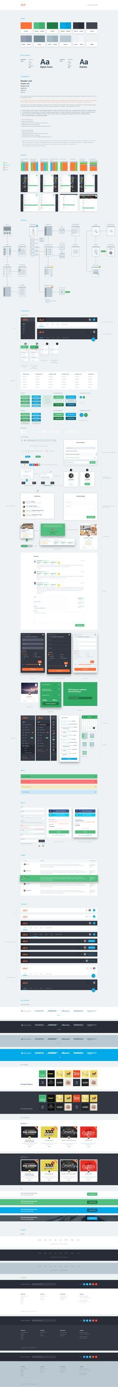 UI Style Guide