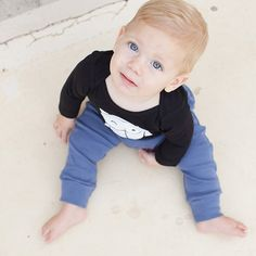 Baby Boy Clothes  Baby Clothes Baby Harem Pants by TaluliStudio