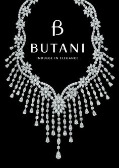 Some designs are created to make a stunning entrace #Butani #ButaniJewellery #Diamonds #Bridal