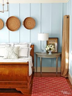Give your space a fresh look with this easy-to-install wall treatment.