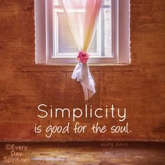 Less Worry More Joy Simplify For The Of Beautiful Wallpapers