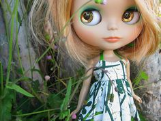 angenuity: Blythe dolls: Cute or creepy?