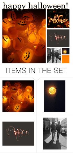 """""""happy halloween!!!!"""" by their-hearts-dont-beat-like-ours ❤ liked on Polyvore featuring art"""