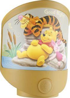 Lampa de veghe pentru copii WINNIE POOH 662310 de la Globo