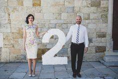 lovely idea for an anniversary shoot, photo by Jesus Caballero http://ruffledblog.com/second-anniversary-photoshoot-with-cotton #weddinganniversary