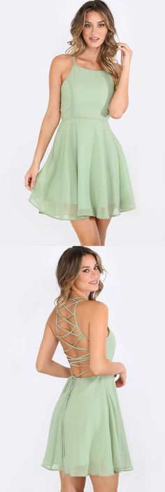 a-line homecoming dresses,chiffon homecoming dresses,criss cross homecoming dresses,short homecoming dresses,halter homecoming dresses,tiered homecoming dresses