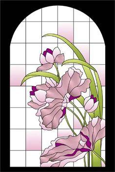 stained glass   Декоративное стекло