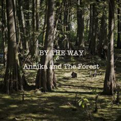 BY THE WAY available on ITUNES or BANDCAMP http://annikaandtheforest.bandcamp.com/