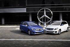 2014 Mercedes-Benz B-Class Electric Drive Image