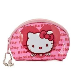 Free shipping character business card holder women zipper wallet purchase hello kitty vinyl coin purse heart price great offers http reheart Choice Image