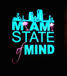WHEN in MIAMI, ONE REALLY has NO CHOICE BUT to BE in A ...
