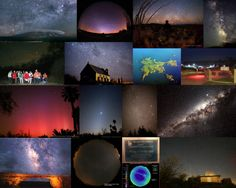 The International Dark Sky Places Program promotes preservation and protection of night skies across the globe.