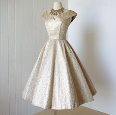 GORGEOUS vintage dress  #dress #vintage #eveningdress