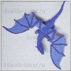 Super dragon bead!. Talk to LiveInternet - Russian Service Online Diaries free