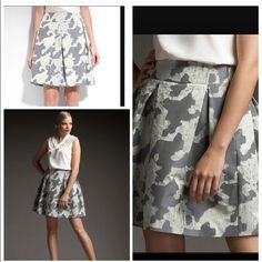 "Kate Spade Haley houndstooth pleat skirt Item: Kate Spade Haley pleated houndstooth skirt stunning so classy  Size:10  Measurements: waist 16""across length 20"" kate spade Skirts Mini"