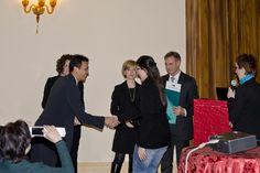 Premiazione alla giornata di formazione sul Far East organizzata da Interface Tourism Italy