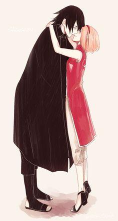 Sakura loved Sasuke through everything... SasuSaku