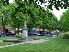 Warlingham near Croydon Surrey England