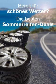 Zeit zum Wechseln: Die besten Sommerreifen-Deals | eBay