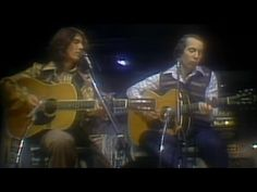 "Saturday Night Live (20 November 1976) ""Homeward Bound"" is an American folk song written by Paul Simon, performed by Simon and Garfunkel, produced by Bob Joh..."