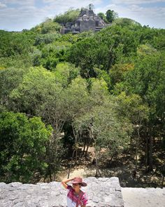 2016-03 Temple I Calakmul Campeche Mexico. . . . . .  #toptravelspot #mexico #calakmul #campeche #mayan #archeology #pyramid #lifeinthetropics #welcometoparadise #locationindependent #travel #traveling #instantraveling #instatraveling #travelphotography #sonyalpha