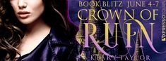 The Musings of Author Jeanne St. James: #Win a $20 #Amazon GC: Crown of Ruin by Keary Tayl...