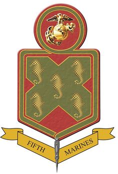 The 5th Marine Regiment is an infantry regiment of the United States Marine Corps based at Marine Corps Base Camp Pendleton, California. It is the most highly decorated regiment in the Marine Corps[1] and falls under the command of the 1st Marine Division and the I Marine Expeditionary Force (I MEF).
