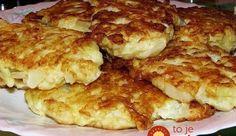 Namiesto zemiakových placiek: Vyskúšajte jemné placky z kapusty a kefíru, je to príloha ako lusk!