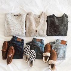 We need winter sweater hacks to fix and repair our favorite warm and cozy sweaters! From holes to shrink, the best winter sweater hacks will fix any sweater Mode Outfits, Outfits For Teens, Trendy Outfits, School Outfits, Tomboy Outfits, Dance Outfits, Outfits 2016, Black Outfits, Dress Outfits