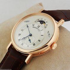 BREGUET Classique Day Date Moonphase 18kt Rose Gold Watch - http://menswomenswatches.com/breguet-classique-day-date-moonphase-18kt-rose-gold-watch/ COMMENT.