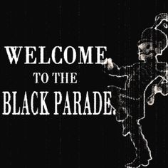 Welcome to the Black Parade ~ My Chemical Romance Fan Art