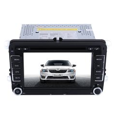 2 DIN DVD Player with GPS and Bluetooth 2 DIN Car DVD Player – 7 Inch Screen,GPS, Bluetooth, Region Free,
