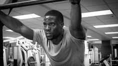 INNER STRENGTH: Kevin Hart's Training Routine Is No Joke