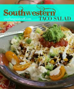 Recipe for Southwest
