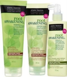 john_frieda[1]  works really well, his products are good.   I use these organixs and mane and tail.