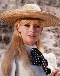 Brigitte Bardot At Viva Maria 1965 Promotional Photos - Celebzz
