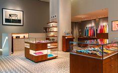 Hermès-Boutique in Basel