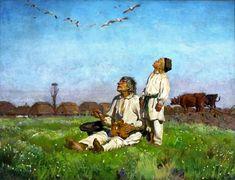 Chełmoński Storks - Józef Chełmoński – Wikipedia, wolna encyklopedia