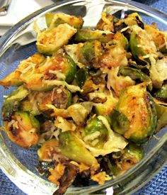 Caramelized Brussels Sprouts   Cooking with Cakes