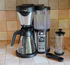 Our review of the Ninja Coffee Bar brewer.