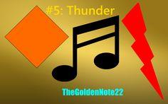 #5: Thunder
