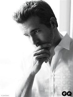 Ryan Reynolds - Photo shoot - GQ Mexico, June 2013
