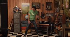 Link dancing. From the Good Mythical Morning episode How to Dance to Attract Girls
